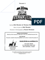 Young Frankenstein TRUMPET 1