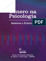 Genero Na Psicologia Saberes e Praticas