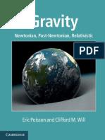 [Poisson E., Will C.M.] Gravity Newtonian, Post-N
