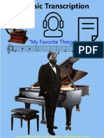 352342449 Joey Alexander My Favorite Things PRI the World