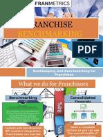 Franchise benchmarking PPT.pptx