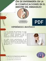 Intervenciones de Enfermeria en La Paciente Con Complicacines