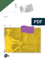 Étude de l'Effet Du Sautage Adouci Sur La Fracturation Des Parois d'Une Excavation Souterraine