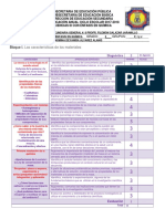 Dosificacion 5 Bloques Quimica