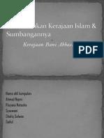 (Sejarah Bab 6 ) Kerajaan Bani Abbasiyah