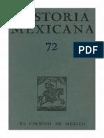 Historia Mexicana 072 Volumen 18 Número 4.pdf