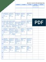 Term V_ Class Schedule