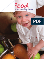 HRUK Healthy Food Leaflet