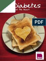 HRUK Diabetes Leaflet