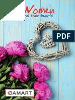 HRUK Womens Leaflet