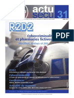 XMCO ActuSecu 31 R2D2 Pharmacies Fictives