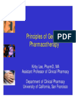 2Principles of Geriatric Pharmacotherapy- Lee- 10-19-10