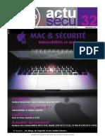 XMCO ActuSecu 32 MACOS Flashback