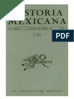 Historia Mexicana 146 Volumen 37 Número 2.pdf