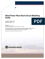 Wind Power Plant Short-Circuit Modeling Guide