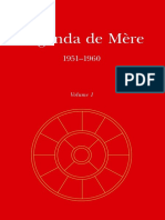 La Mere - Agenda Vol1