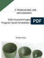 Docslide.us Alat Pendukung Lab Orthodonti