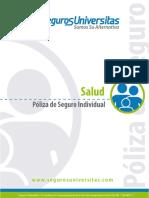 Condicionado Póliza de Seguro de Salud Invididual - Gaceta 40.316