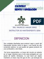 Calderas Sena Ecopetrol parte 1