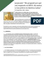 Entrevista a José Carlos Chiaramonte