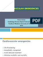 2 EAZ - Cardiovascular Emergencies