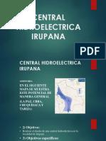CENTRAL HIDROELECTRICA IRUPANA.pptx