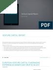 Dow Jones VentureSource Europe Venture Capital Report 3Q 2017