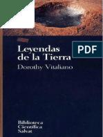 Vitaliano Dorothy - Leyendas de La Tierra