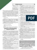 Directiva 15 Adjudicación Simpificada