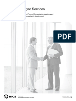 Scope of Services QS