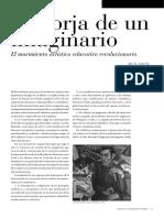 Lectura-Movimiento Artístico de La Revolución Mexicana