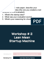 copy of workshop  2  presentation - mvp creation   customer development