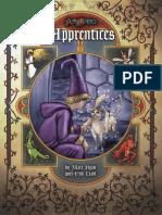 Ars Magica - Apprentices