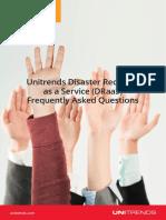 DRaaS-FAQ