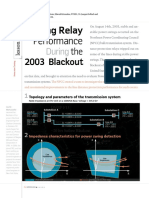 Blackout Prevention