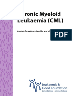 CML Chronic Myeloid Leukaemia gude for patients