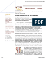 A Different Approach to TMJ Treatment