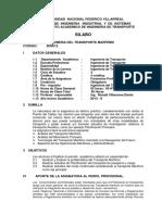 Ing. Transp. Maritimo - Ing. Villanueva