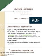 Comportamiento Organizacional en Diversas Culturas