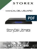 Manual StoryDisk Ultimate ES v1