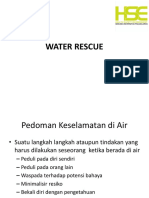 Ppt Water Rescue