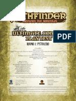[Pathfinder ITA] Pistolero - Ultimate Combat Playtest (R2)