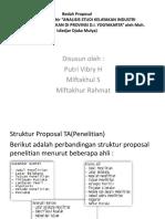 Bedah Proposal 2k17