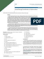 Analyzing in Situ Geothermal Energycontribution to Hydrocarbon Reservoir Pr