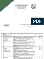 Clasa 0- Planificare - Cu ScAlt