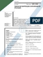 NBR 11321 Eb 1858 - Sistema de Lubrificacao Centralizada de Linha Dupla