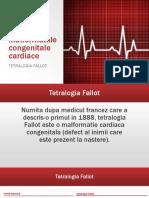 Malformatiile congenitale cardiace, Tetrada Fallot