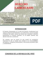 Parlament a Rio