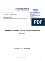 Developmental Care Guideline V1 2 Final-1