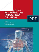 Kumar y Clark. Manual de Medicina Interna